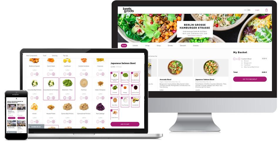 Beets & Roots Online Shop