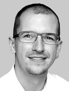 André Neubauer, Mister Spex GmbH, CTO